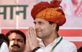 <p>Congress President Rahul...- India TV