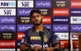 IPL 2019, KKR vs SRH: Nitish Rana blames power failure at Eden Gardens for dismissal- India TV