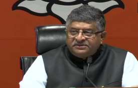 Ravishankar Prasad- India TV