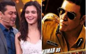 Salman Khan- Alia Bhatt's Inshallah to clash with Akshay Kumar's Sooryavanshi- India TV
