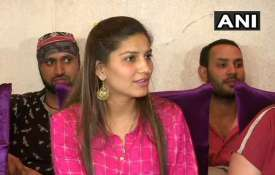 Sapna Chaudhary- India TV
