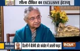 Sheila Dikshit - India TV