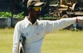 Cricketer Sonu Yadav- India TV