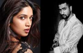 Bhumi Pednekar, Vicky Kaushal- India TV