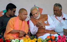up cm yogi adityanath and pm...- India TV