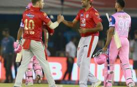 Kings Xi Punjab Beat Rajasthan Royals By 12 Run In IPL 2019 Match 32- India TV