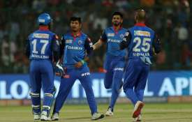 IPL 2019 Rajasthan Royals Delhi Capitals Swai Man Singh Stadium Jaipur IPL 40th Match- India TV