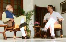 Akshay Kumar interview with PM Narendra Modi- India TV