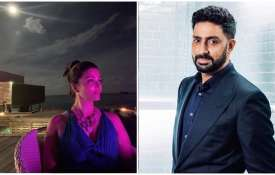 Aishwarya rai bachchan and abhishek bachchan- India TV