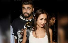 Arjun kapoor and malaika arora- India TV