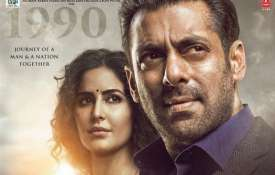 New poster of salman khan's bharat- India TV