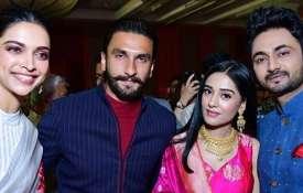 Deepika Padukone and Amrita Rao are relatives now- India TV