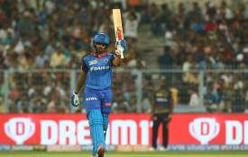 IPL 2019, KKR vs DC: शतक से चूके शिखर धवन की शानदार पारी, दिल्ली कैपिटल्स ने केकेआर के घर में 7 विके- India TV