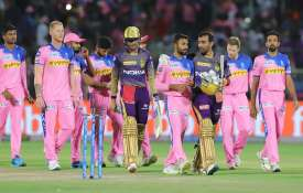 Live Match Score IPL 2019, KKR vs RR Match 43: Live Score Kolkata Knight Riders vs Rajasthan Royals - India TV