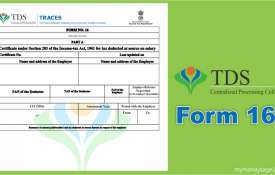 form 16- India TV