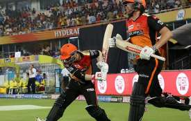 IPL 2019, SRH vs CSK: Sunrisers Hyderabad Beat Chennai Super Kings By 6 Wickets- India TV