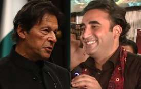 Pakistan PM Imran Khan and Bilawal Bhutto Zardari | Facebook Photo- India TV