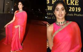 jhanvi kapoor- India TV