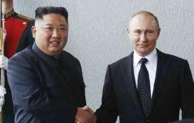Kim Jong Un needs international security guarantees to give up nuclear arsenal, says Vladimir Putin - India TV