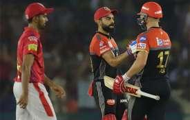 IPL 2019, KXIP vs RCB: कोहली-डिविलियर्स के दम पर आरसीबी ने चखी इस सीजन की पहली जीत, पंजाब को 8 विकेट- India TV