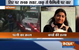Ghaziabad Murder - India TV