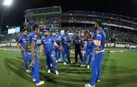 IPL 2019: खिताब जीतने के लिए मुंबई इंडियंस ने उठाया बड़ा कदम, खिलाड़ियों को 4 दिन की छुट्टी पर भेजा- India TV