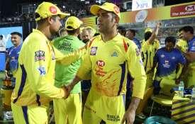 Live Cricket Score SRH VS CSK IPL 2019 match 33 Live blog updates in Hindi- India TV