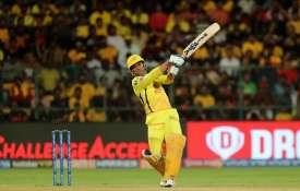IPL 2019, RCB vs CSK: एमएस धोनी की विस्फोटक फिफ्टी बेकार, सांसें रोक देने वाले मुकाबले में एक रन से - India TV