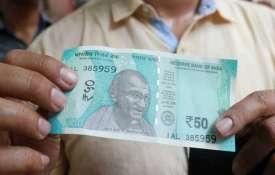 50 Denomination Banknotes- India TV