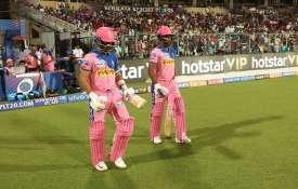 लाइव क्रिकेट स्कोर, कोलकाता नाइट राइडर्स बनाम राजस्थान रॉयल्स आईपीएल 2019, KKR vs RR Live Match- India TV