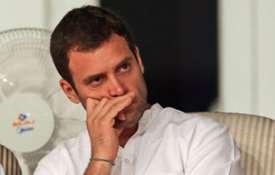 अवमानना केस में सुप्रीम कोर्ट ने दिया राहुल गांधी को नोटिस, मंगलवार को अगली सुनवाई- India TV
