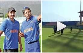 Ranveer singh 83 viral video- India TV