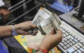 Rupee falls by 24 paise on strong dollar demand- India TV