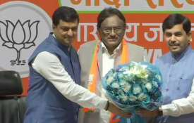 <p>S Krishna Kumar, former Congress...- India TV