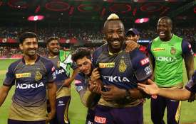 IPL 2019: No ground big enough for Andre 'The Giant' Russell as he makes a mockery of T20 batting- India TV