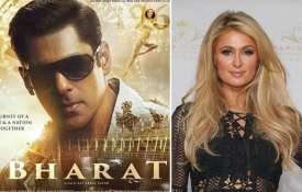 salman, paris hilton, bharat- India TV