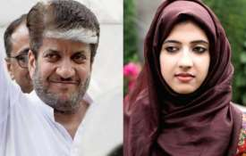 Enforcement Directorate summons Sama Shabir, daughter of Shabir Shah- India TV