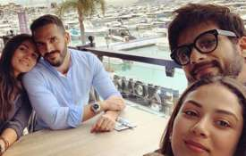 Shahid Kapoor, Mira Rajput spain holiday pictures- India TV