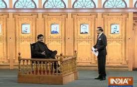 Shatrughan Sinha Aap Ki Adalat- India TV