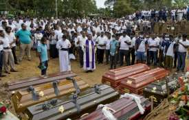 Sri Lanka reduces Easter blasts death toll from 359 to 253 | AP- India TV