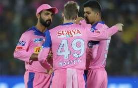 IPL 2019: राजस्थान रॉयल्स ने अजिंक्य रहाणे को कप्तानी से हटाया, स्टीव स्मिथ को कमान- India TV