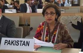 पाकिस्तान ने देश में UNSC 1267 प्रतिबंध लागू करने के लिए दिशानिर्देश जारी किया- India TV