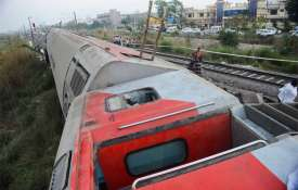 Train Accident - India TV