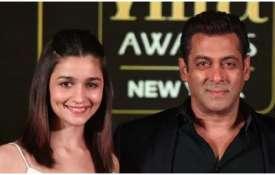 Salman khan and Alia bhatt- India TV