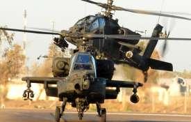 वायुसेना को मिला पहला अपाचे हेलीकॉप्टर, जानिए 'लादेन किलर' की खासियत- India TV