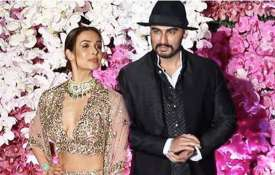 Arjun Kapoor, Malaika Arora- India TV