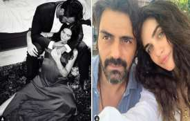 Arjun rampal to be hosting a baby shower for her girlfriend gabriella demetriades - India TV