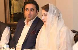 Maryam Nawaz meets Bilawal Bhutto at Iftar-dinner, calls him 'gracious host' | Twitter- India TV