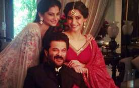 anil kapoor, daughter, sonam , rhea, cannes 2019- India TV