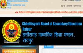 chhattisgarh board of school education- India TV